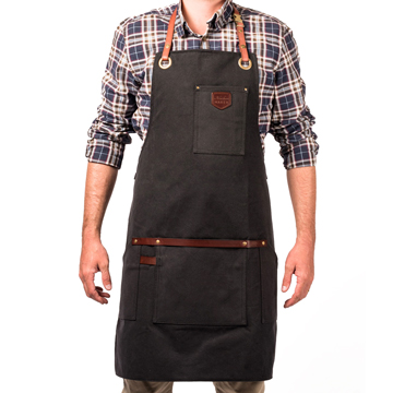 Apron No.547 - Black