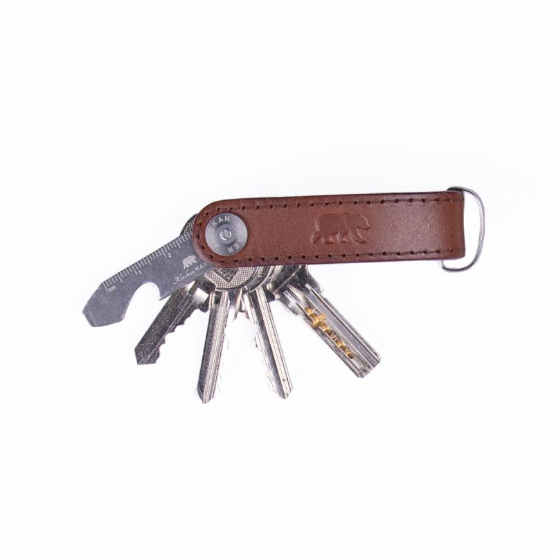 Porte-clé cuir LOOP