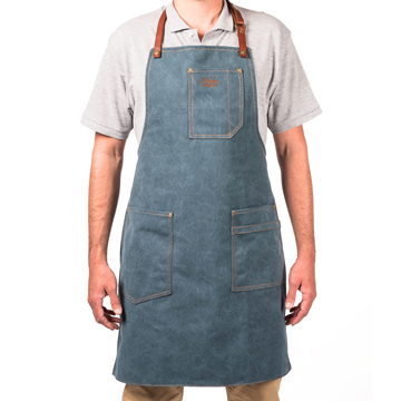 Apron No.325 - Blue Denim