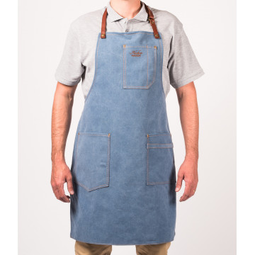 Apron No.325 - Light Denim