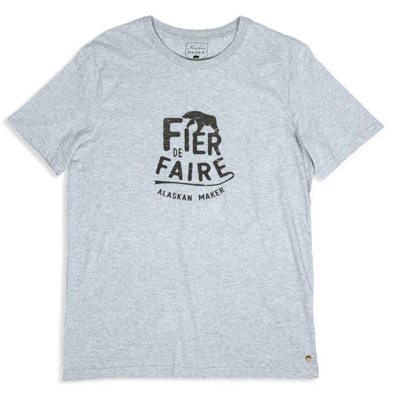 Tee-Shirt FIER DE FAIRE