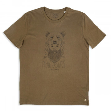Tee-Shirt PEAU D'OURS