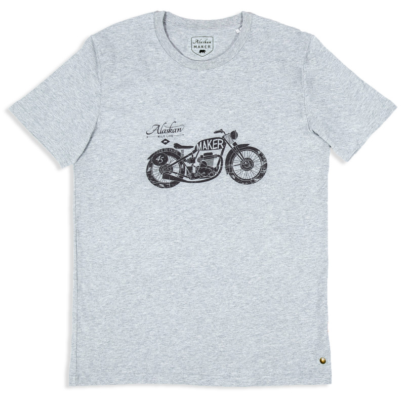 Tee-Shirt CAFE RACER