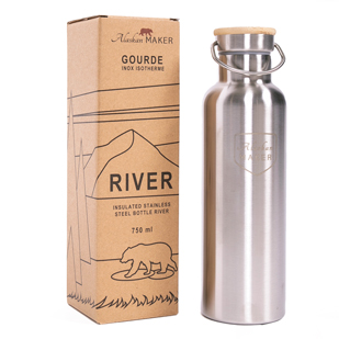 Gourde Isotherme 750ml RIVER