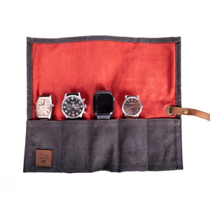 Watch case WOODCHUCK
