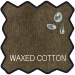 Waxed cotton canvas 16oz
